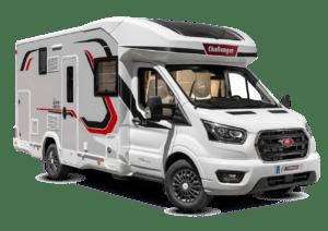 Camping-car Profile 260 Graphie Edition Premium