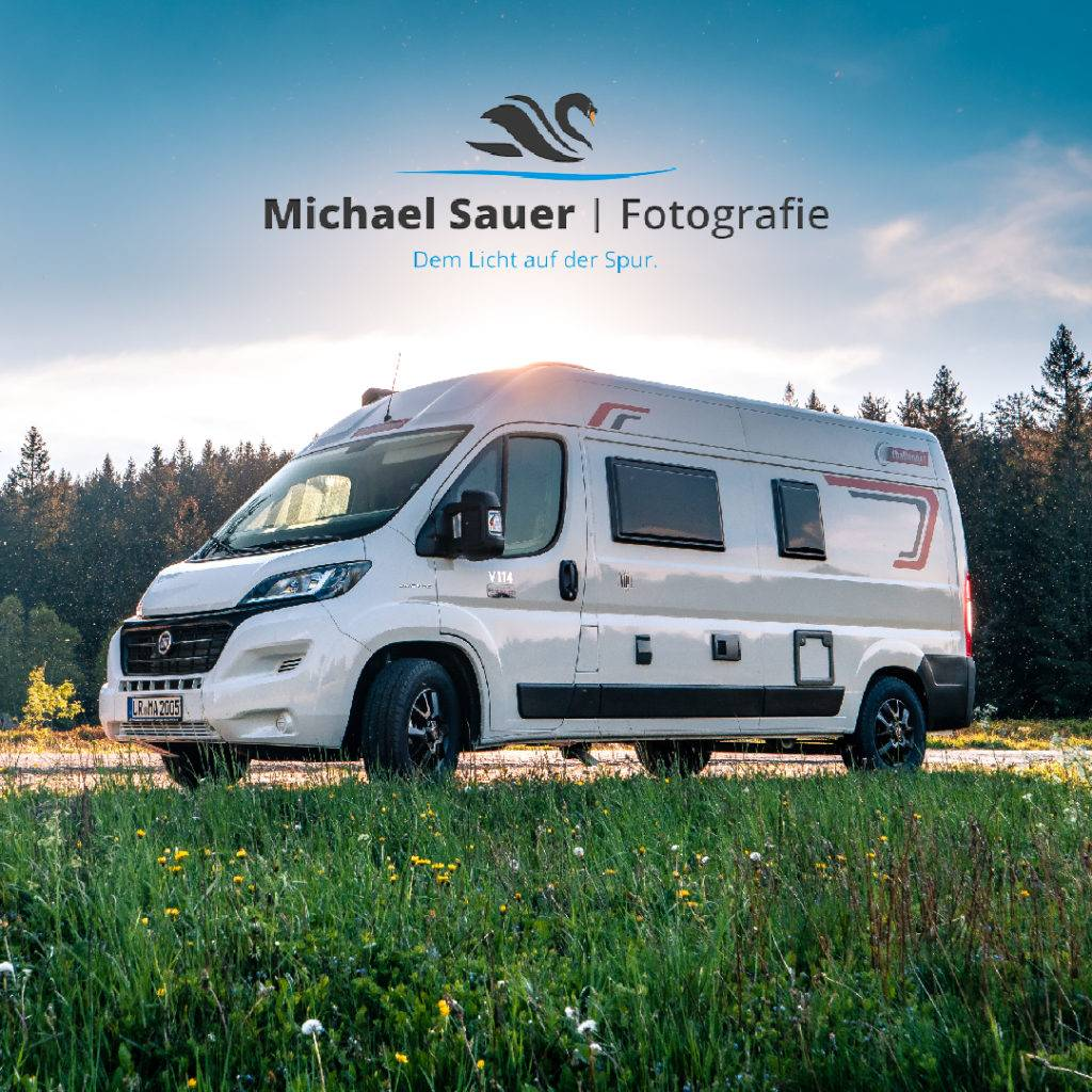 En van avec Mickael Sauer